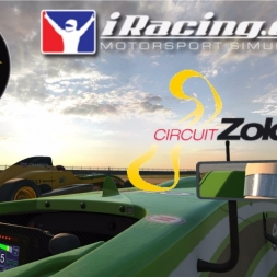 iRacing AOR Formula Renault 2.0 Championship onboard with commentary - Round 13 - Zolder