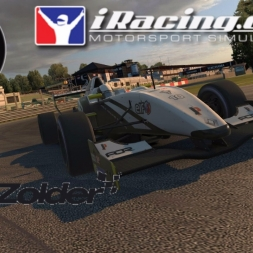 iRacing AOR Formula Renault 2.0 Championship onboard with commentary - Round 14 - Zolder