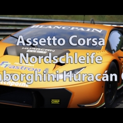 Assetto Corsa - Nordschleife - Lamborghini Huracan GT3