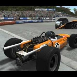 rFactor 2-1966 Monaco Grand Prix
