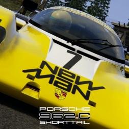 Assetto Corsa - DLC + MOD - Porsche 962C Short Tail  @ Nordschleife VLN Fall MOD - PC 60FPS