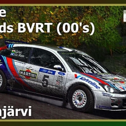 Dirt Rally - League - Legends BVRT (00's) - Kontinjärvi