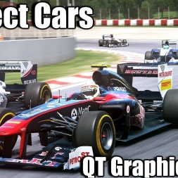 Project CARS - QT Graphics MOD - 1440p