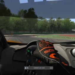 Assetto Corsa - McLaren MP4-12C GT3 @ Monza ♦ 1:51.492