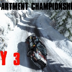 "Racedepartment Championship- S-8 Round 1""DAY 3"" - SSs-9,10,11/PT/BR)"
