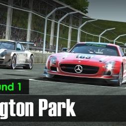 rFactor 2 - VRC Round 1 - Essington Park - GT3 Series