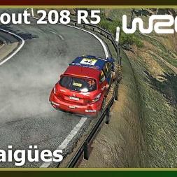 WRC 6 - Duesaigües - Peugeout 208 R5
