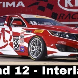 iRacing BSR Kia Cup Series Round 12 - Interlagos