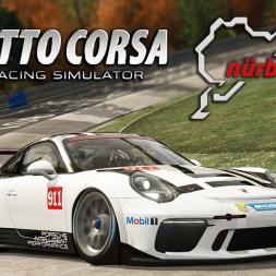 Assetto Corsa | 2017 Porsche 911 GT3 Cup @ Nordschleife Tourist