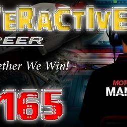 Motorsport Manager ITA gameplay - S05 Race/Gara 12 (2/2) Tutorial Carriera/Career Interattiva Twitch
