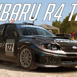 F*** THE OTHER CAR, GET A SCOOBIE - Dirt Rally Subaru Impreza R4 @ Rally of Germany