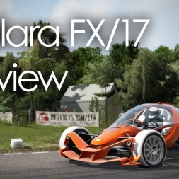 Dallara FX/17 - Thomson Road Singagpore
