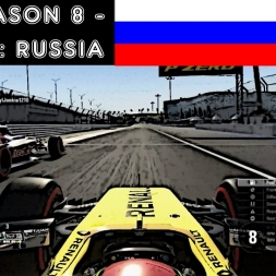 F1 2016 - F1XL Season 8 - Race 18: Russia