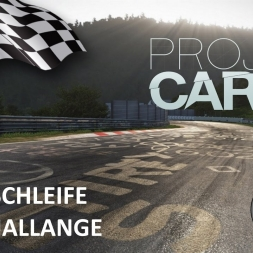 Project CARS Nordschleife GT3 Challenge