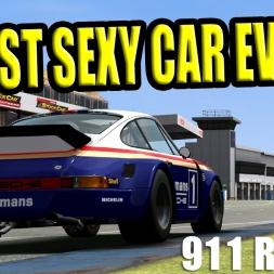 Most sexy mod: Porsche 911 RSR 3.0