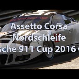 Assetto Corsa - Nordschleife - Porsche 911 GT3 R 2016