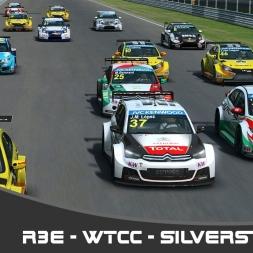 RaceRoom / WTCC 2015 / Silverstone National