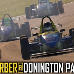 iRacing : Skip Barber @ Donington Park [POV] [PT-BR]