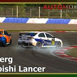Automobilista - Mitshubishi Lancer - Spielberg