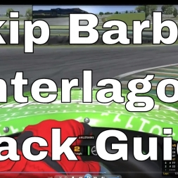 Track Guide for Interlagos in the Skip Barber on iRacing
