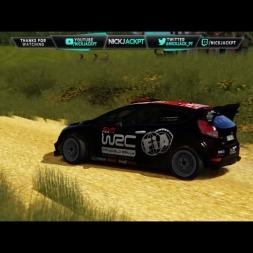 Assetto Corsa SIM TRAXX RALLY POLAND SHAKEDOWN GRAVEL Live Stream