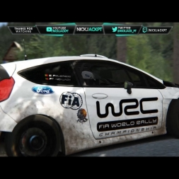 Assetto Corsa and Mod FORD FIESTA RS WRC V 3.0