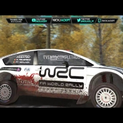 Dirt Rally Estagio Diario com C4