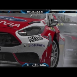 Dirt Rally Live Stream RallyCross 1600S Entre amigos
