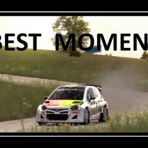 Dirt Rally Best Moments 2016
