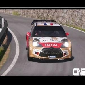 Sebastien Loeb Rally Evo - Montagens