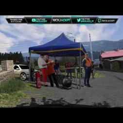 Richard Burns Rally MOD Real Rally 2017 - LiveStream