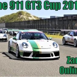 Online Race - Porsche 911 GT3 Cup 2017 at Zandvoort - Assetto Corsa (Fonsecker Sound Mod)