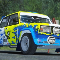 Assetto Corsa-Lada VFTS Pure Rally