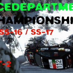 """Racedepartment Championship- S-8 Round 1""""DAY 4""""(part2) - SSs-16,17(PT/BR)"""