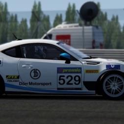 Assetto Corsa 1.11(Subaru BRZ Track Edition)