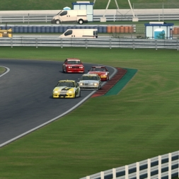 Raceroom DTM 92 Oschersleben with Racedepartment