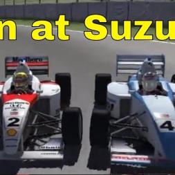 iRacing Pro Mazda at Suzuka - Fun at Suzuka