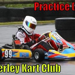 Camberley Kart Club - Practice In The Rain! (Part 3)