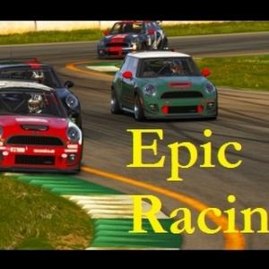 Epic Close Racing - Forza Motorsport 6 - MINI CHALLENGE - Heat 1