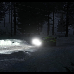 RaceDepartment Rally Championship 2017 | DiRT Rally | Rally Sweden | Official Test | OnBoard