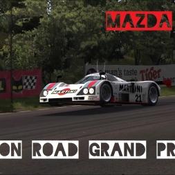 VR [Oculus Rift] Mazda 787B @ Thomson Road Grand Prix | Assetto Corsa Gameplay