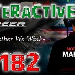 Motorsport Manager ITA gameplay - S06 Race/Gara 04 (3/3) Tutorial Carriera/Career Interattiva Twitch