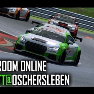 Raceroom ONLINE :  Audi TT @ Oschersleben [POV] [PT-BR]