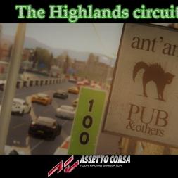 Assetto Corsa * The Highlands circuit