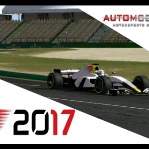 F1 2017 Audi red bull racing onboard automobilista