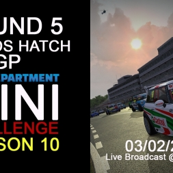 RD Mini Challenge | Round 5 Brands Hatch GP