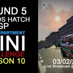 RD Mini Challenge | Round 5 Brands Hatch GP