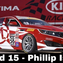 iRacing BSR Kia Cup Series Round 15 - Phillip Island