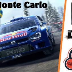 ► Dirt rally EVENT n°1 Monte Carlo