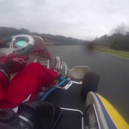 Reverse Track Practice 5 - Camberley Kart Club